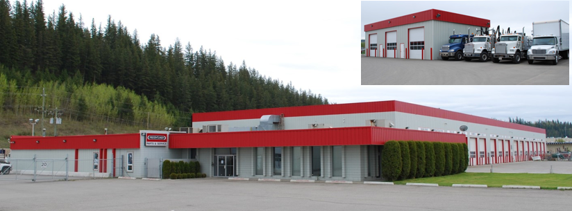 Williams Lake Store Front